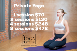 Pricing at Yoga 4 Fitness Spring Hill, FL