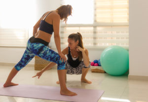 Private yoga at Yoga 4 Fitness Spring Hill, FL